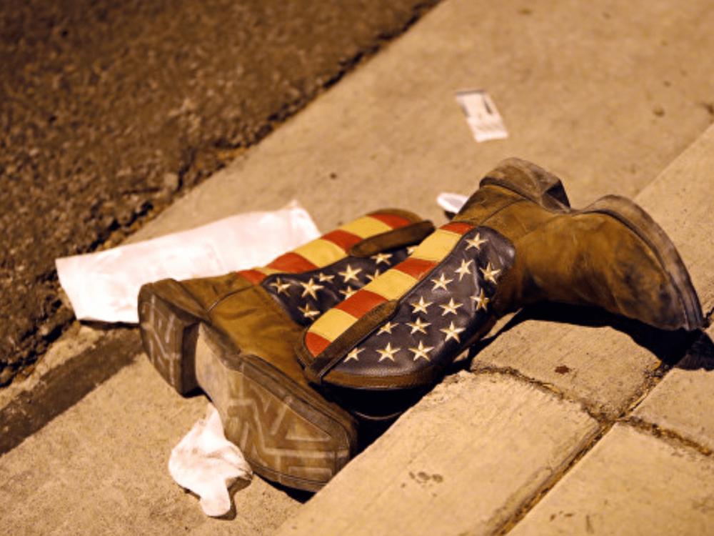 Трамп объявил траур вСША из-за событий вЛас-Вегасе