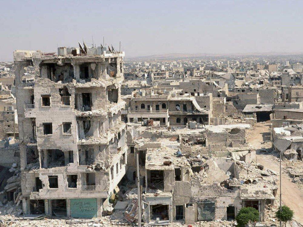 Трамп поторопился  приписать заслуги восвобождении Ракки Штатам
