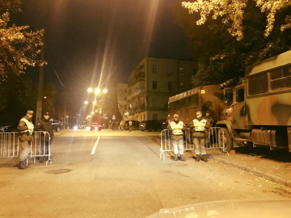 Вцентре украинской столицы хуже, чем вдни майдана— готовится «революция радикалов»