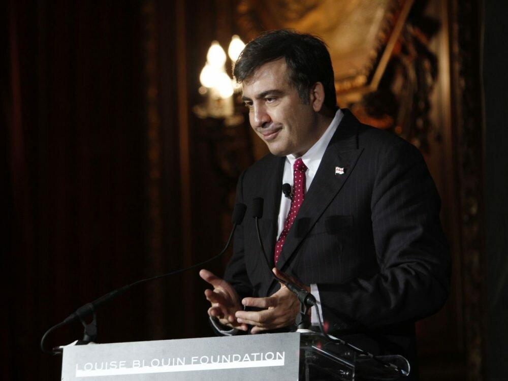 Луценко сообщил, почему Украина неэкстрадирует Саакашвили