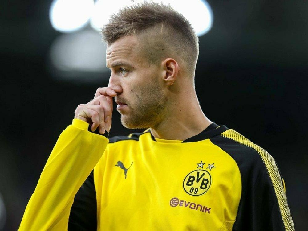 Ярмоленко забил вКубке Германии свой третий гол за«Боруссию»