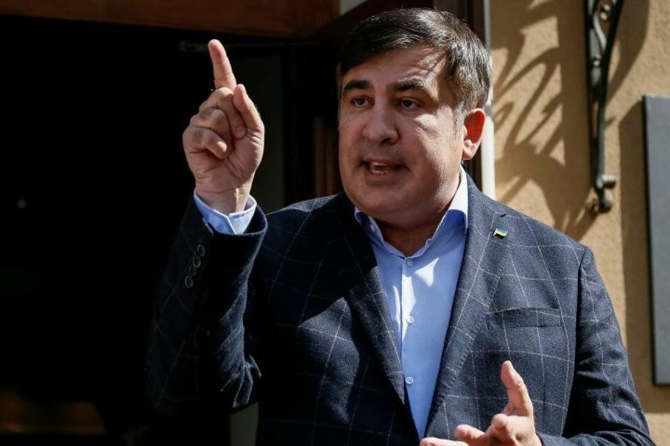 Саакашвили объявил оботказе впредоставлении укрытия