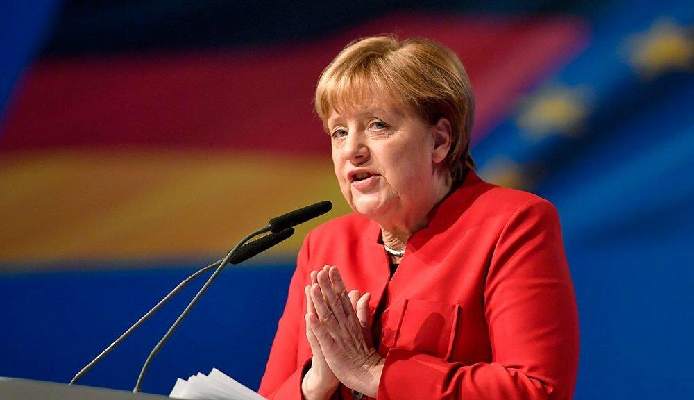 Мэй иМеркель призвали ксохранению сделки сИраном