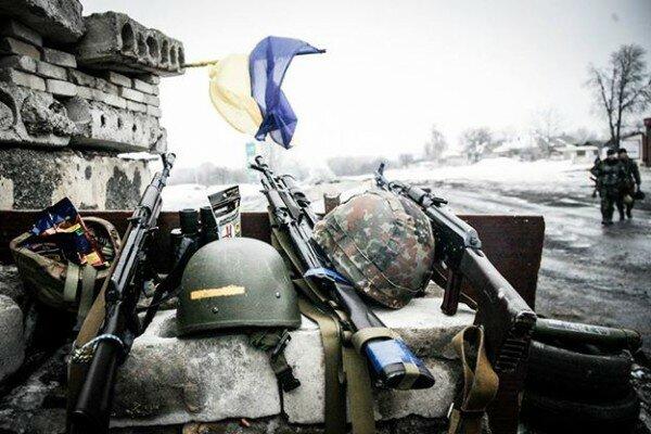 Штаб АТО: Группировки боевиков непрекращают обстрелы позиций ВСУ