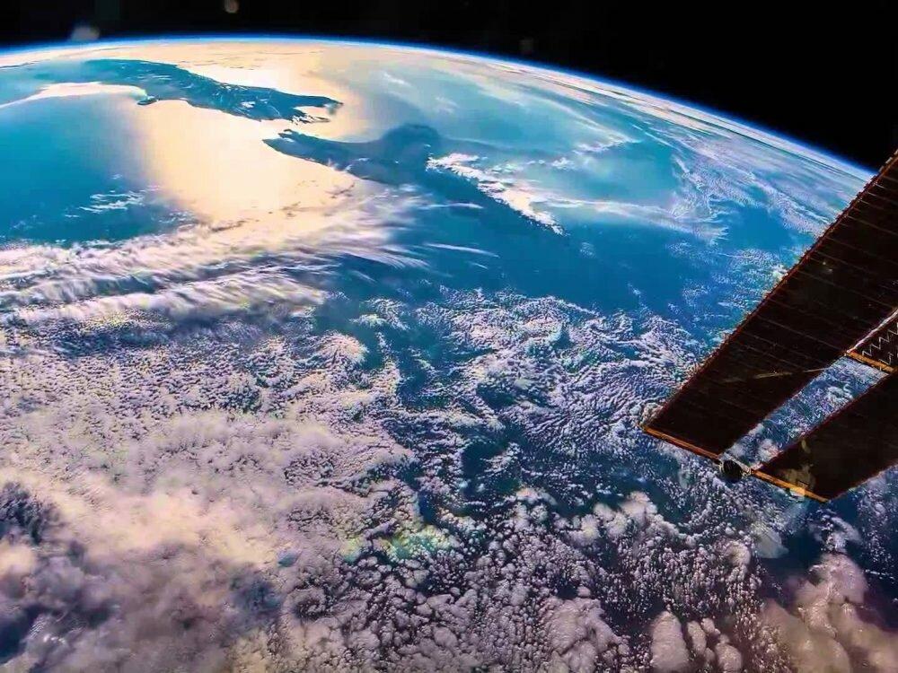 NASA показало навидео, как изменялся климат Земли