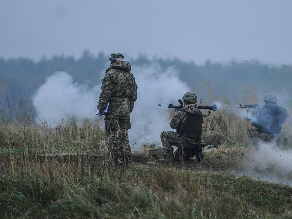 Ситуация врайоне проведения АТО усложняется, ранены 4 украинских военных