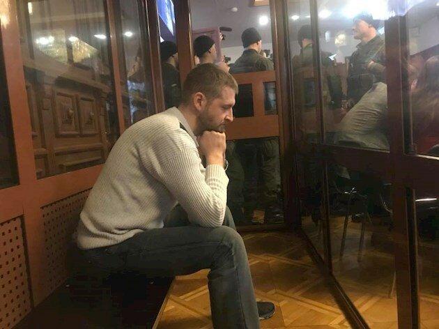 Суд отменил вердикт Колмогорову иосвободил его из-под ареста