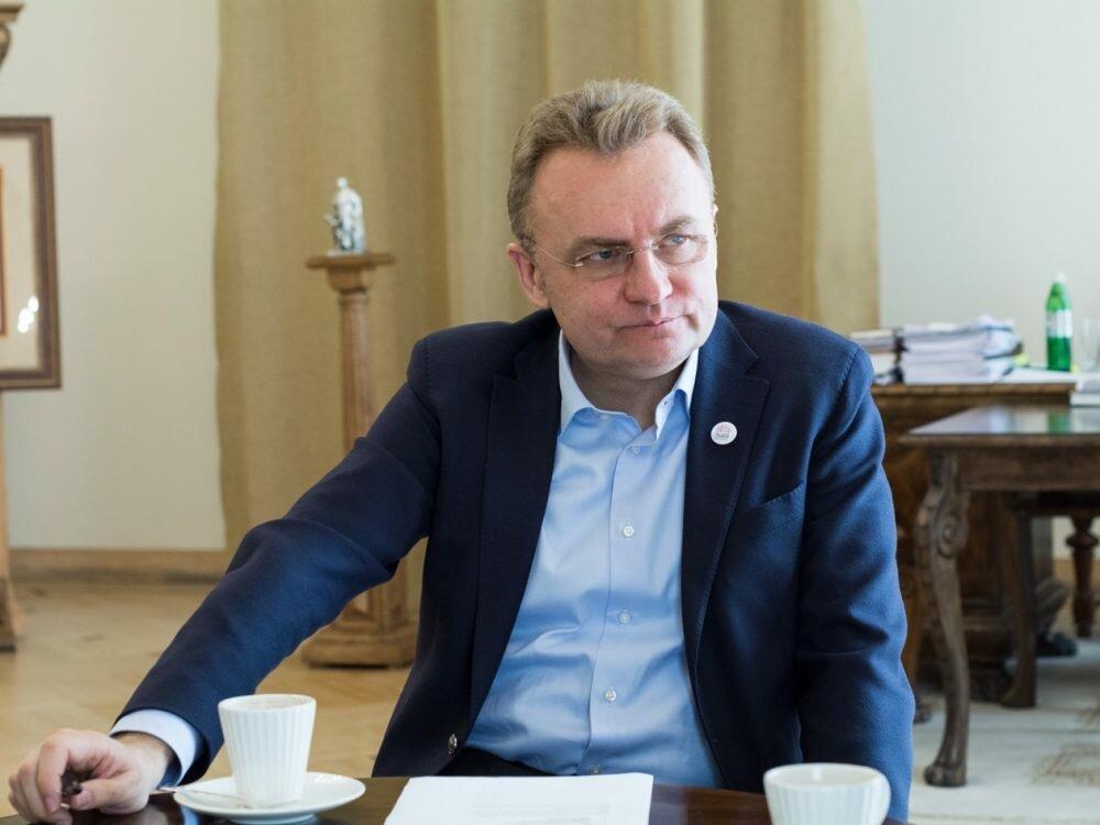ФЭЙЛ ДНЯ. Мэр Львова пригласил болельщиков поболеть против Карпат