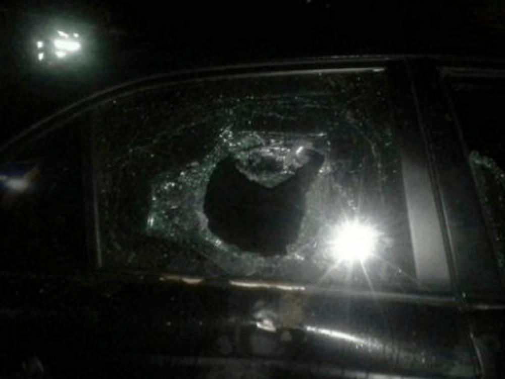 Вцентре Хмельницкого произошла стрельба, 5 мужчин получили ранения
