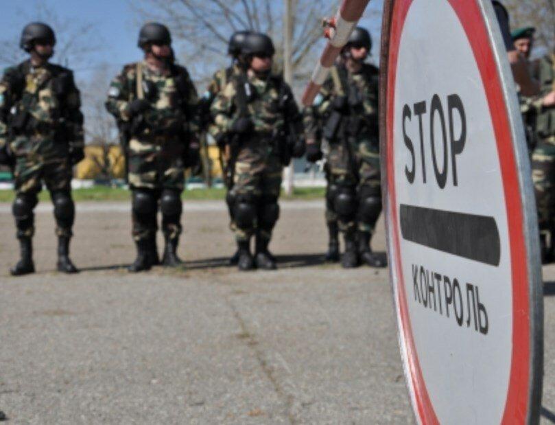Задержание крымских татарок оккупантами наадмингранице: допрашивали, двум стало плохо