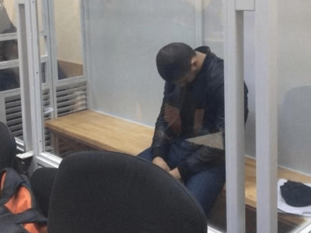 Суд арестовал задержанных совзрывчаткой граждан Закарпатья