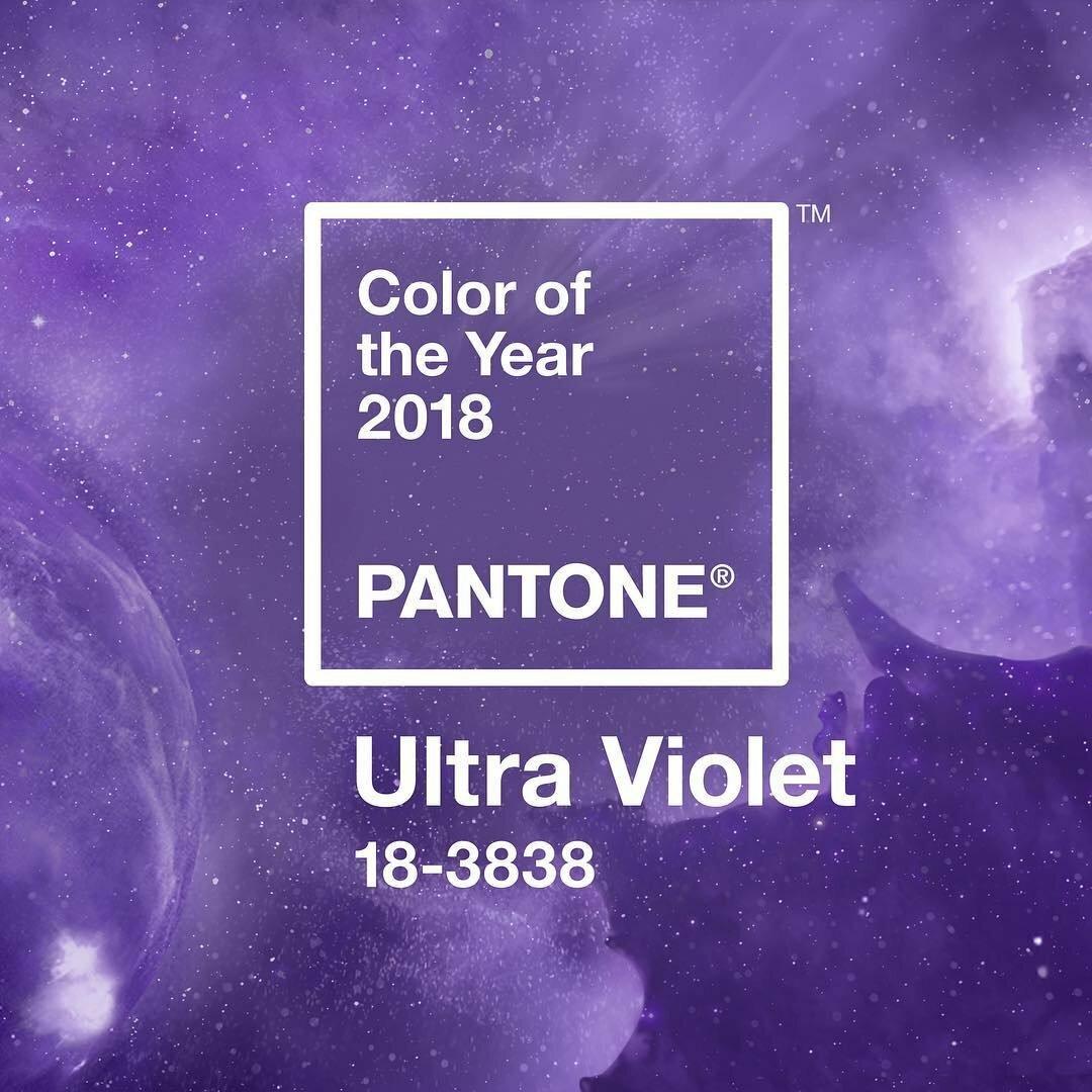 Pantone назвал цвет 2018