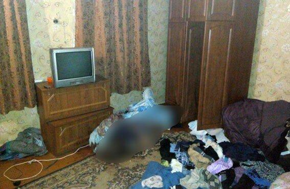 ВКраматорске мужчина забил досмерти родную мать