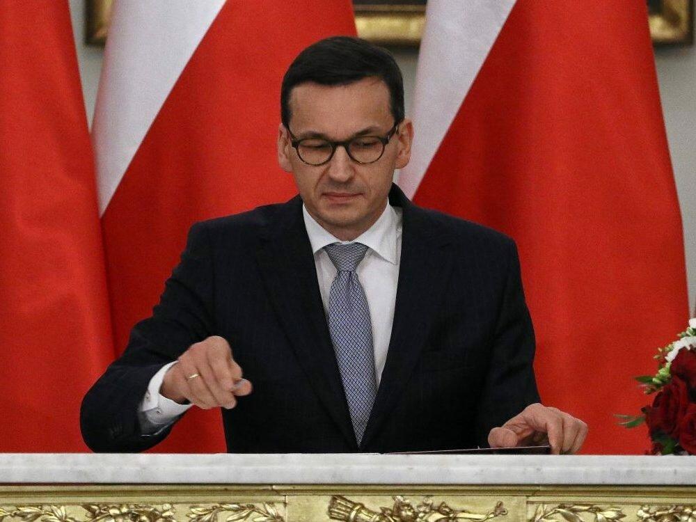Европейская комиссия запускает процедуру введения санкций против Польши
