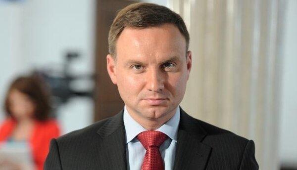 Анджей Дуда вгосударстве Украина: стало известно, скем встретится президент Польши