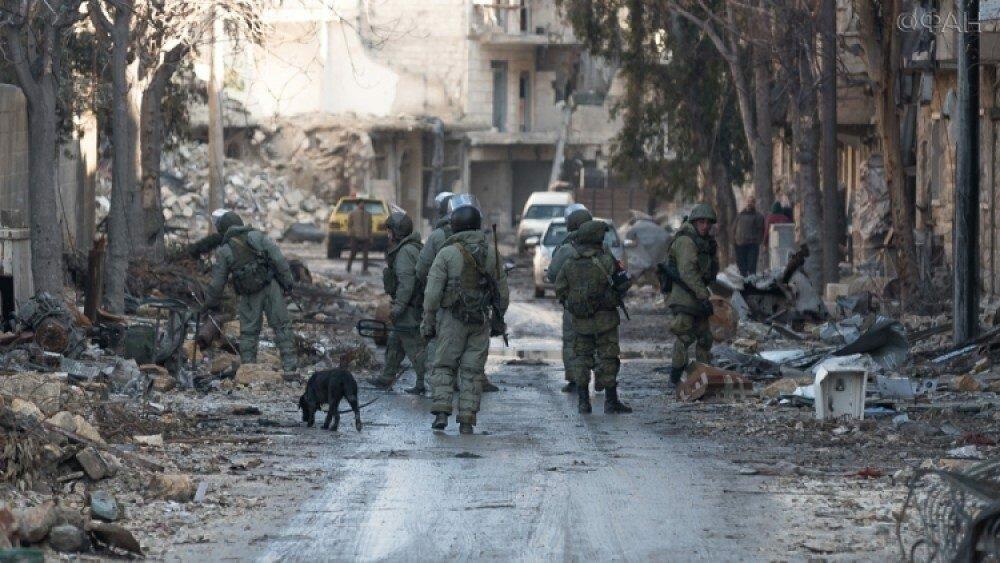 Глава ГенштабаРФ Герасимов объявил ополном освобождении Сирии отДАИШ
