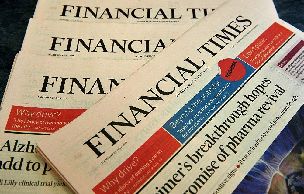 Вделовом рейтинге Financial Times Украина— самая успешная среди стран прежнего СССР