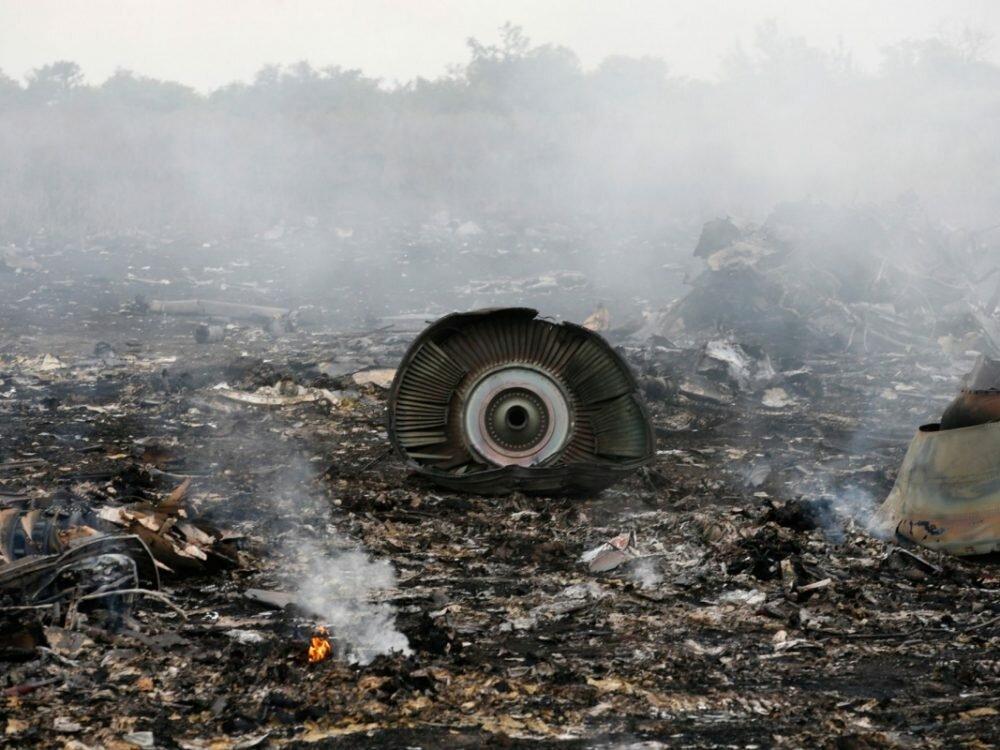 Нидерланды иУкраина отказались назвать подозреваемых вкрушении MH17