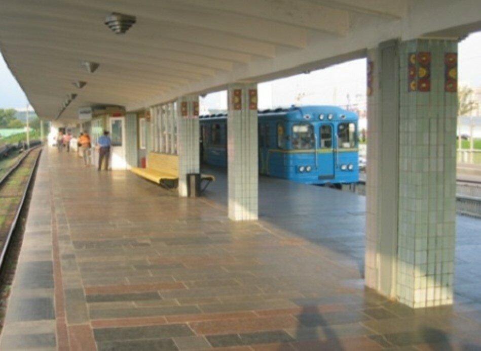 ВКиеве произошел сбой вработе метро из-за трагедии