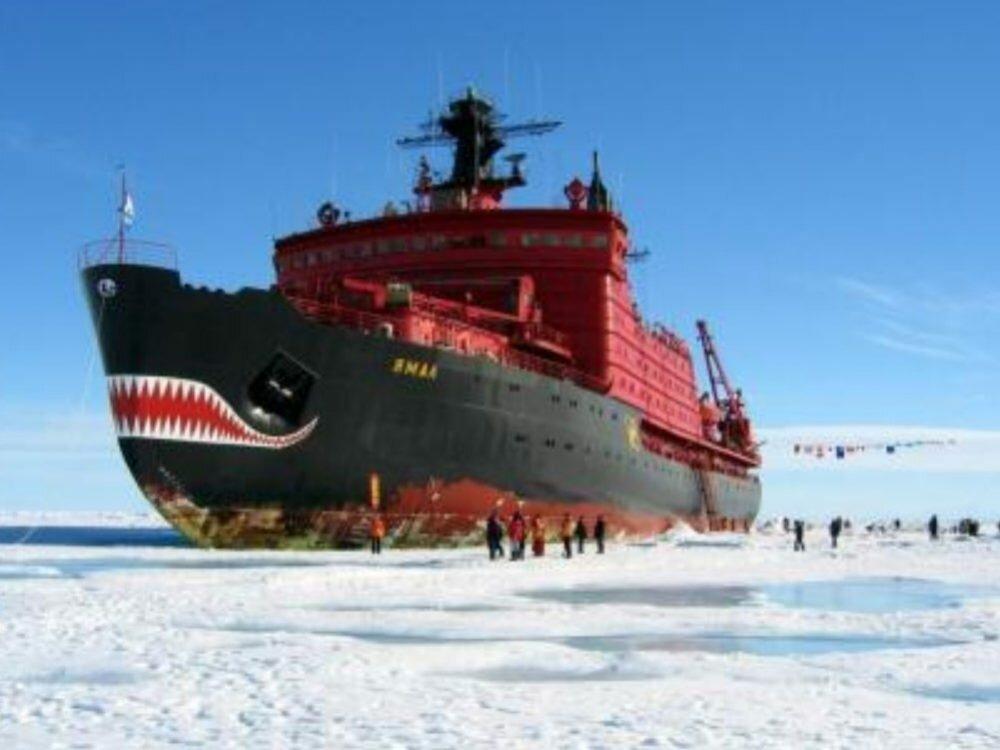 Русский десантный корабль «Ямал» столкнулся ссухогрузом вЭгейском море