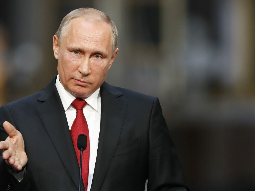 Путину вместе стехникой посоветовали вернуть Украине Крым