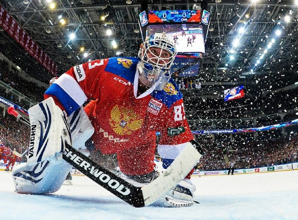 МОК утвердил форму сборной РФ похоккею наОИ