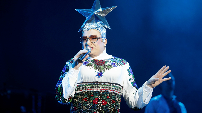 Сердючка едет на«Евровидение»