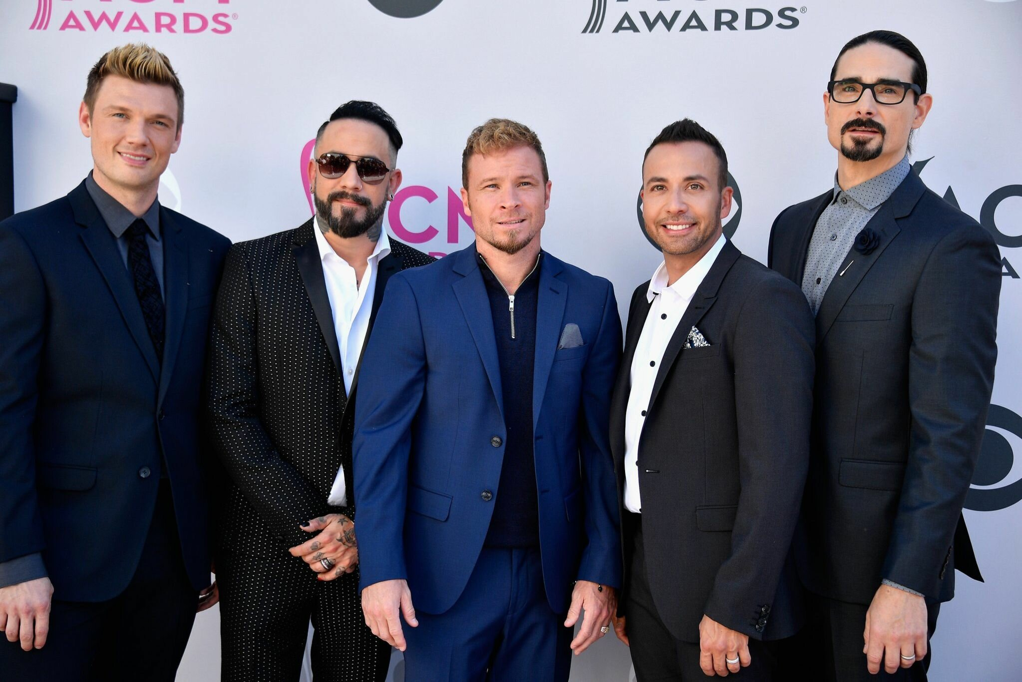 Наконцерте Backstreet Boys упала конструкция