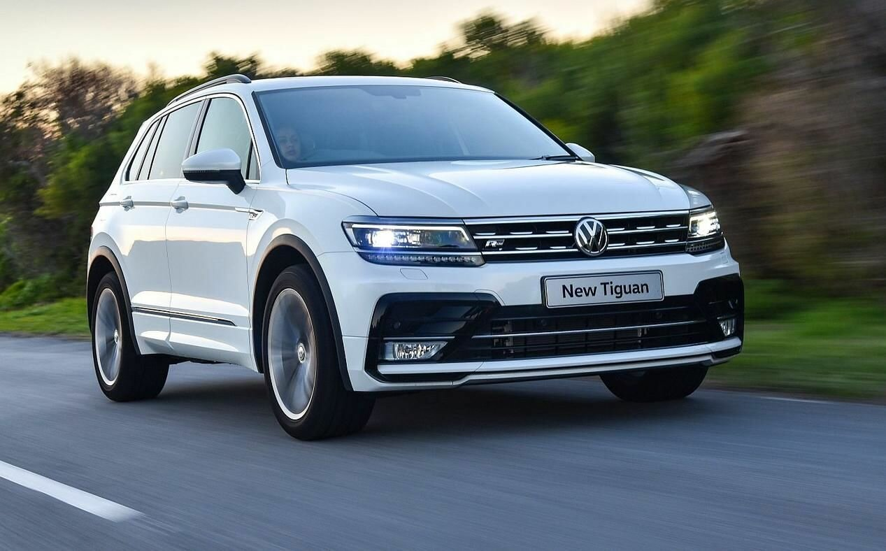 Volkswagen отзовет почти 700 000 авто из-за риска пожара на крыше