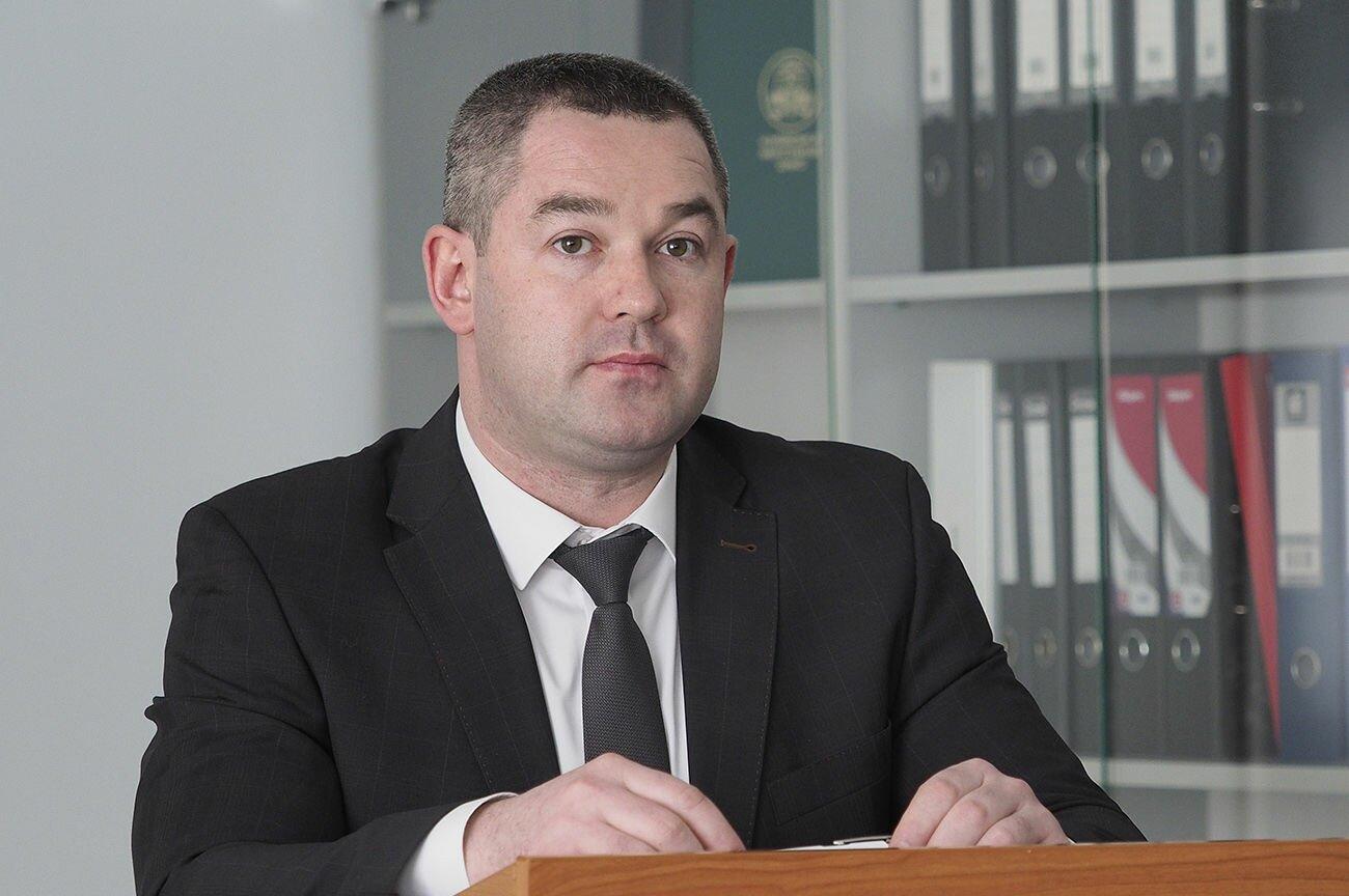 Продан уволен споста руководителя ГФС