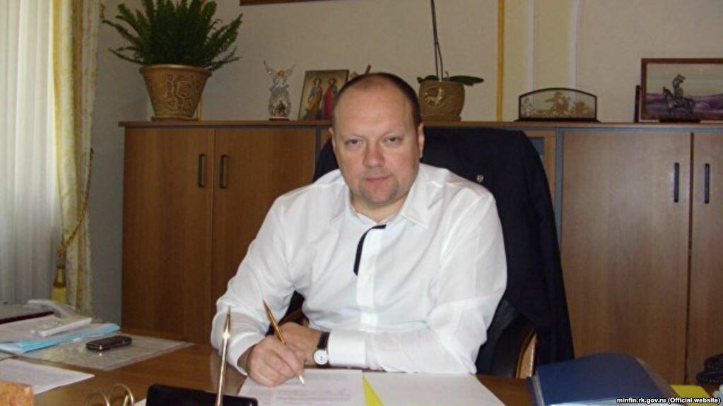 Экс-министр финансов Крыма насмерть разбился вДТП