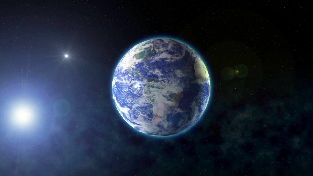 NASA показали фантастический снимок Земли изкосмоса