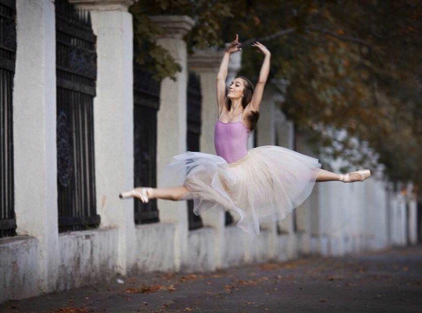 ВДнепре балерина упала воркестровую яму