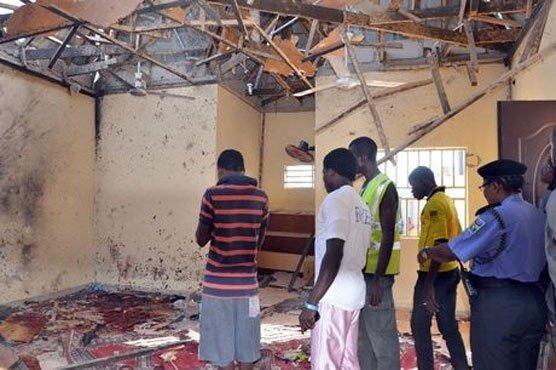 ВНигерии вмечети подорвался смертник, есть погибшие