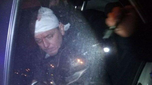 Натрассе Киев-Чоп столкнулись 5 авто: необошлось без жертв